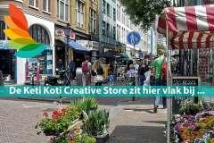 2015 Keti Koti creative store 18 juni t/m 10 juli