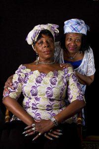 11 Eunice en Sylfriede